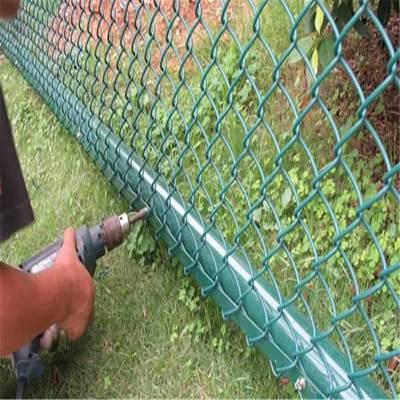 农场隔离栅 勾花护栏网 活络网护栏