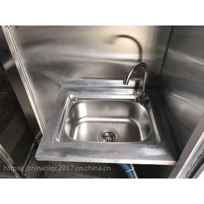 东风国五餐车 移动式快餐车 流动餐车-湖北东风环卫设备有限公司