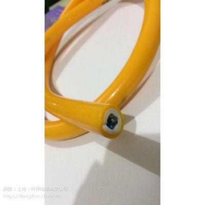 栗腾(上海)特种电缆供应 TSKRV防水电缆 特性;柔软、耐弯曲、耐磨、抗扭力、耐油、阻燃、耐寒