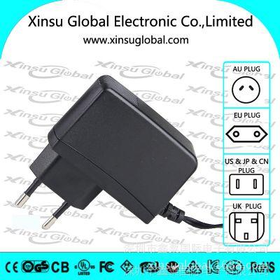 通過60335-1,61558家用電器安規認證,,12V0.5A鎳氫電池充電器