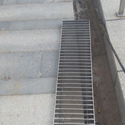耀恒 304不锈钢格栅盖板 园林绿化不锈钢格栅盖板