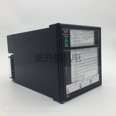 实拍富士记录仪PHC6603-DA0YV送喷墨打印头现货销售