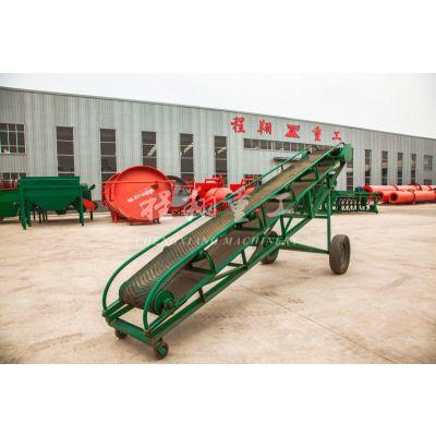 移动皮带输送机 肥料生产线输送设备 肥料生产线专用设备