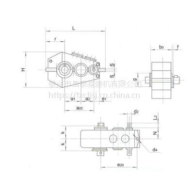 泰兴品牌QJY2-280-12.5起重机硬齿面减速器及维修