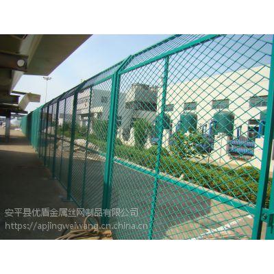 吉首优盾公路专用钢板网护栏加工定制厂家供应