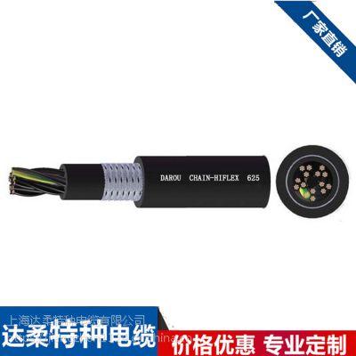 供应达柔牌/CHAIN-HiFLEX 625电缆/CU材质耐油高软/德国VDE标准