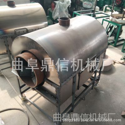 优质瓜子花生专用卧式炒货机 多种原料烘干机 多功能滚筒式炒货机