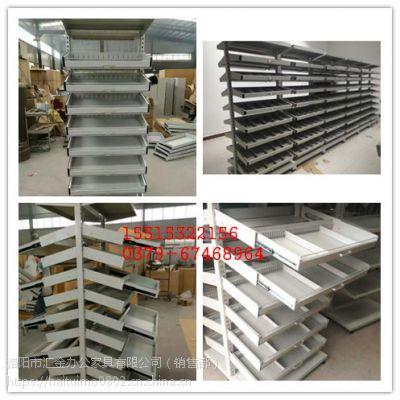 安徽太和西药架药盘架出售 钢制喷塑中药柜调剂台不锈钢药品柜厂家直供