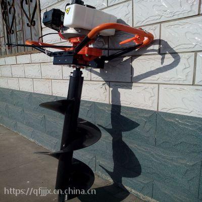 植树造林挖坑机 亚博国际娱乐官方优惠机械葡萄立柱打洞机 果园果树施肥机冻土挖孔机
