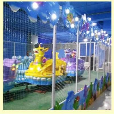 喷球车儿童广场游乐设备价格游乐园火爆的游艺项目