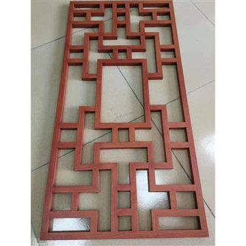 木纹铝窗花厂家-广东德普龙建材有限公司