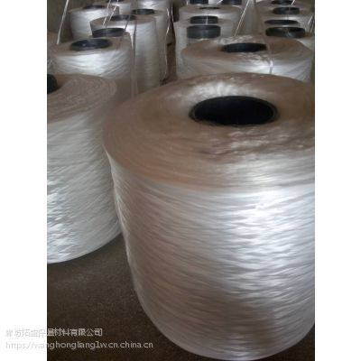 专业生产销售聚丙烯耐拉纤维【拓盛】