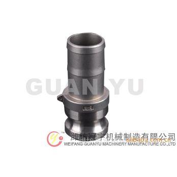 厂家直供不锈钢快速接头不锈钢软管快速接头 E型接头 公接头