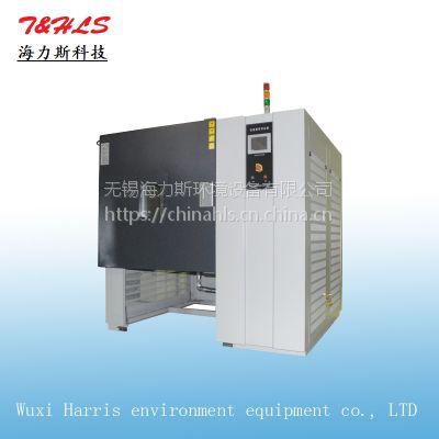 厂家直销 高低温湿热震动三综合 海力斯可程式高低温震动台