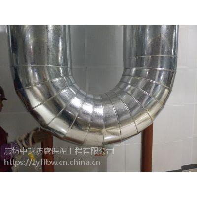供应恩施机房管道保温施工蒸压釜保温施工的外层总结