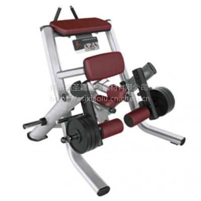 奥圣嘉ASJ-M602跪姿屈腿训练器健身房商用力量器械