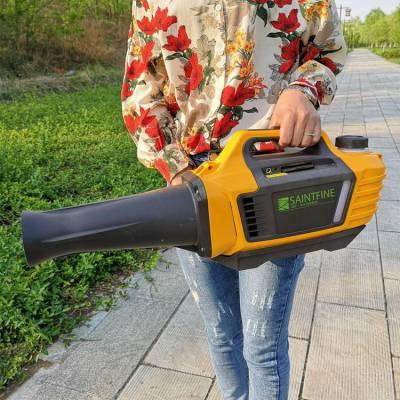 厂家包邮手提式超低容量喷雾器 蓄电池电动喷雾器 充电式杀虫防疫机