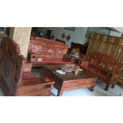 西安红木家具 仿古家具│古典实木沙发│仿古红木沙发│厂家定制