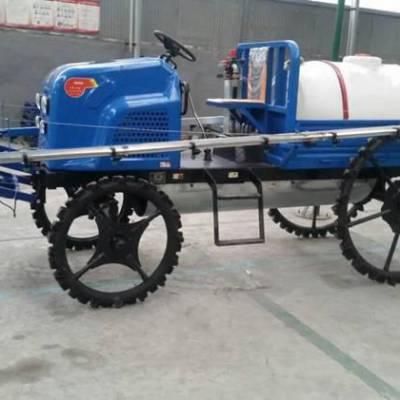 高作物专用打药机 玉米高粱杀虫喷药机 四轮座驾式打药机价格