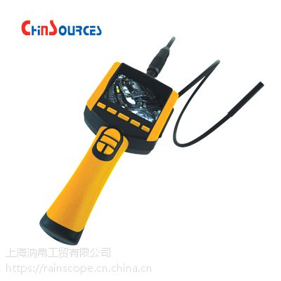 Chinsources108E工业视频内窥镜,便携式可拍录内窥镜,可视汽车发动机检测仪