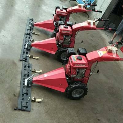 山东草坪修剪机 小型家用割草机 启航牌背负式汽油除草机