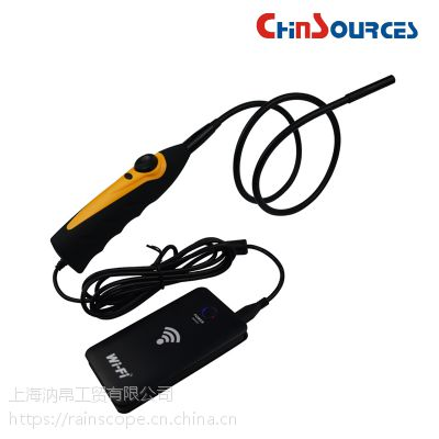 Chinsources98ASWIFI手持工业内窥镜,汽车发动机、火花塞、油管检测仪