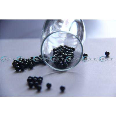黑色陶瓷珠1.5mm3.969mm氮化硅陶瓷球实心Si3N4材质表面光滑尺寸精度高