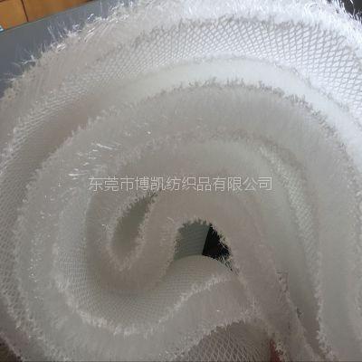 厂家直销坐垫用料3d网布