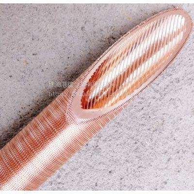 紫铜翅片蒸发管 19mm*1.2mm,19.05mm*1.2mm,