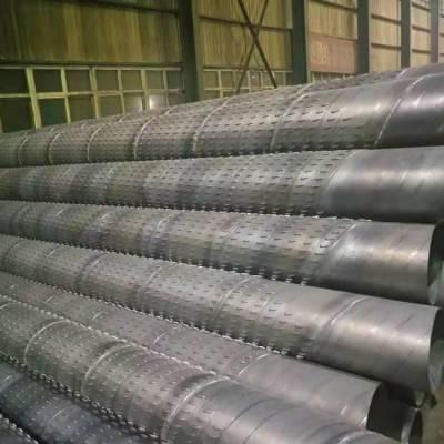 齐齐哈尔200农田打井钢管透水、桥式钢管273多少钱