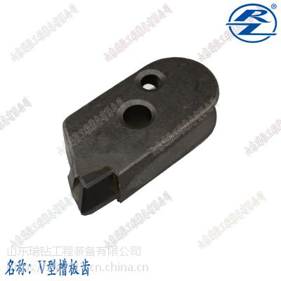 瑞钻厂家直销工程刀具/V型槽板齿