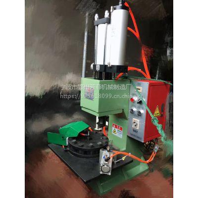 供应宁波芳菲FF-QY-C立式气液增压铆接机