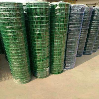 粗丝养殖铁丝网围栏 30米一捆色铁丝网现货批发