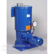 林肯电动润滑泵,ZPU大流量油脂泵 集中润滑系统专用泵