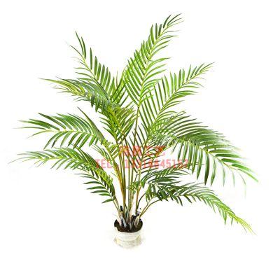 广东东莞浩晟仿真迷你盆栽 创意潮流塑料植物 pe材质可创意定制