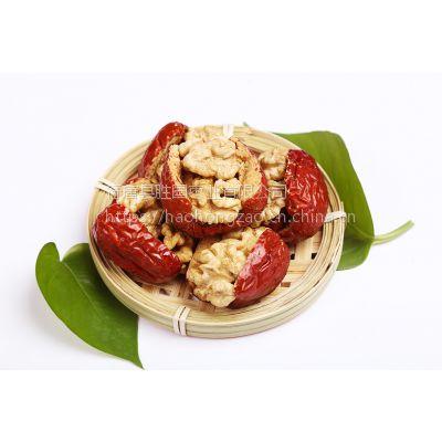 新疆红枣,枣夹核桃,蜜枣,阿胶枣,红枣批发 -胜国枣业