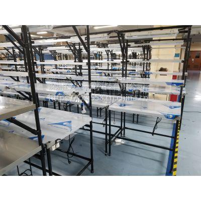 生产车间工作台 生产线操作台 重型工作台定做厂家直销