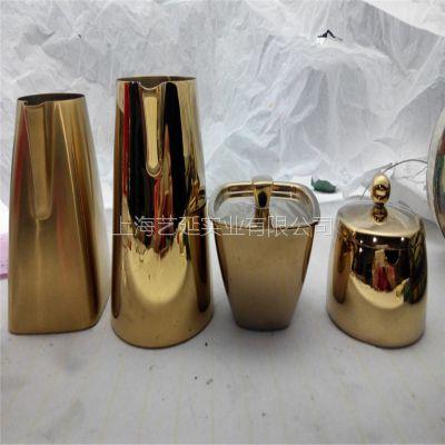 上海不锈钢电镀、真空电镀、PVD真空镀膜加工、交期短、艺延实业