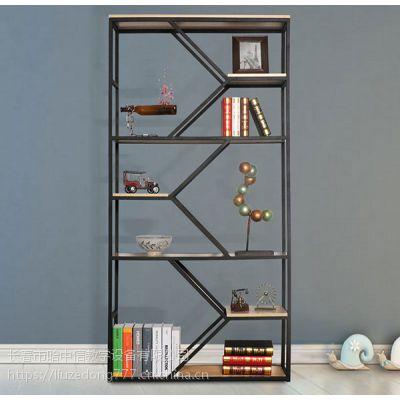 选择有品位的客厅装饰博古架置物架哈中信生产更专业