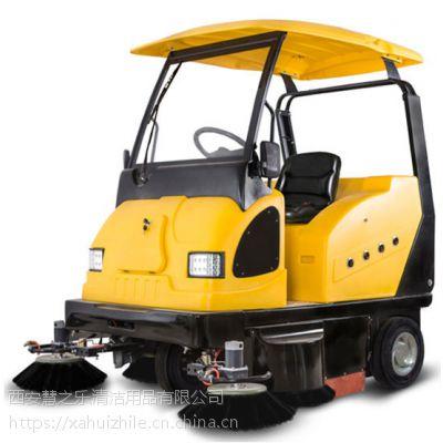 榆林明诺MN-E800W园区清扫车 畅销款扫地机 耐用又实惠 驾驶式扫地车