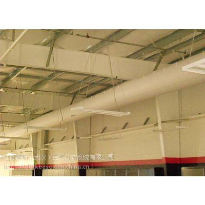 专业化工程控制体系保温布袋风管