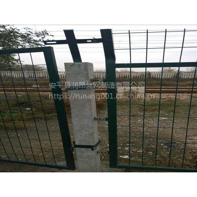 湖北专供、边框护栏网、发电站厂区围栏网、光伏发电厂隔离网、隔离防护栏、润昂现货直销