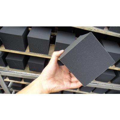 杭州蜂窝活性碳【优适牌】蜂窝状活性炭生产厂家