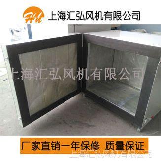豪华消音箱 上海风机厂家量身定做产品消音箱 通风管道降噪消音箱
