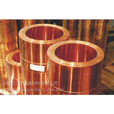 供应Cu-ETP欧标无氧铜化学成分