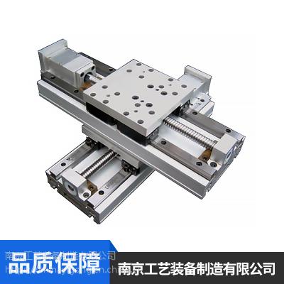 南京艺工牌高精度直线运动丝杠副加工中心厂家销售