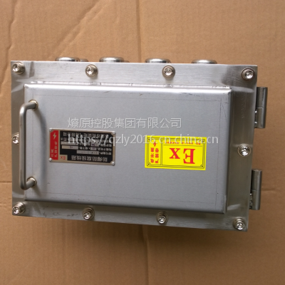 300*300带密封电缆接头不锈钢防爆接线箱