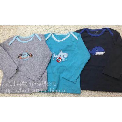 广州童装批发怎么拿货适合实体店质量的韩版潮款童装短袖T恤套装货源货到付款网站