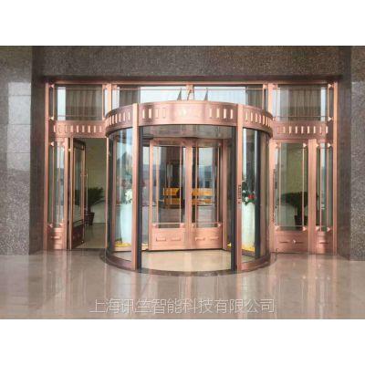 上海浦东区旋转门维修宾馆两翼旋转门维护