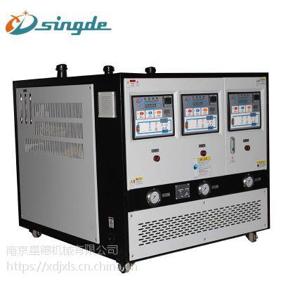 上海油加热器_上海导热油加热器_平板硫化机模温机星德制造